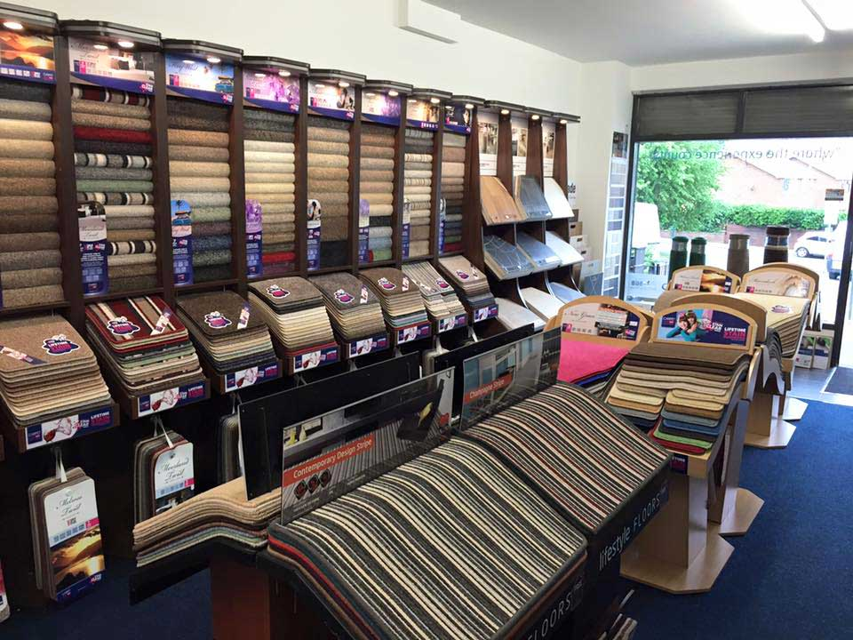 Choose from a fantastic selection of carpets