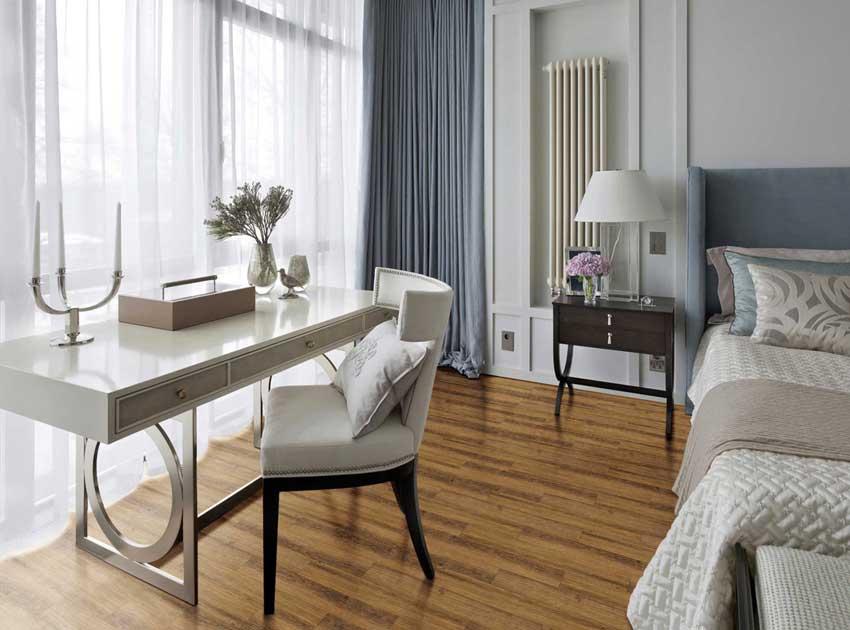 Luxury Vinyl Tiles look great in any room