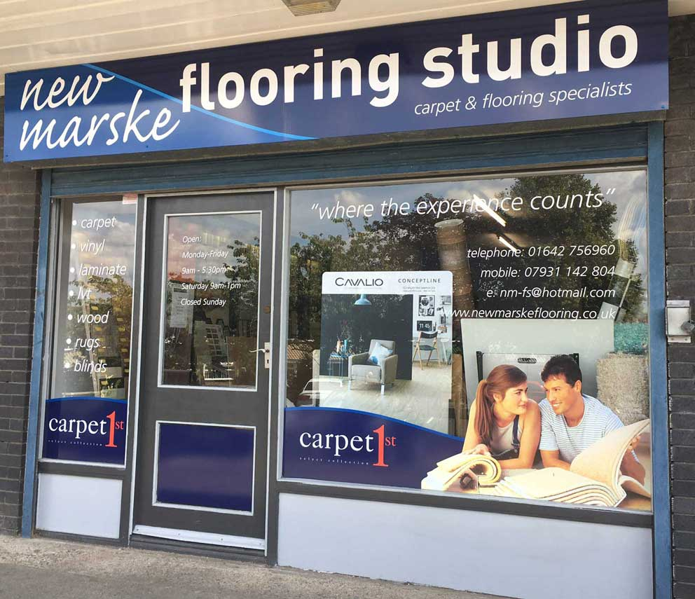 New Marske Flooring Studio